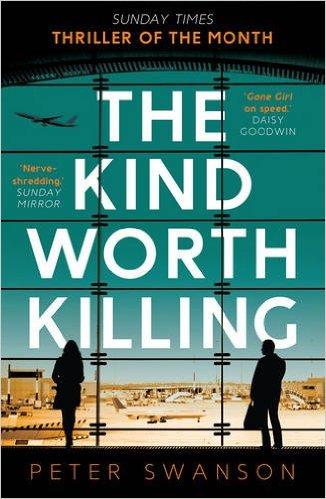 contemporary fiction, thriller